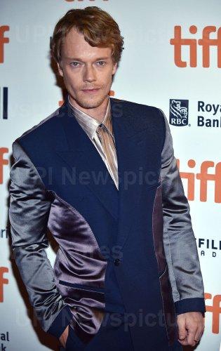 Alfie Allen attends 'Jojo Rabbit' premiere at Toronto Film Festival