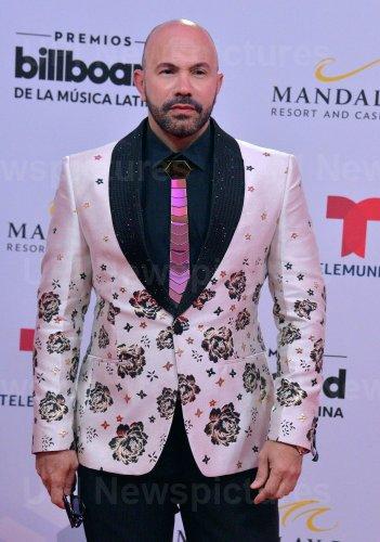 Alex Hermoso attends the Billboard Latin Music Awards in Las Vegas