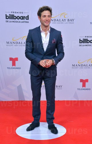 Gabriel Coronel attends the Billboard Latin Music Awards in Las Vegas