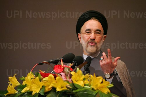 Former global leaders in Iran to support ex-president Mohammad Khatami