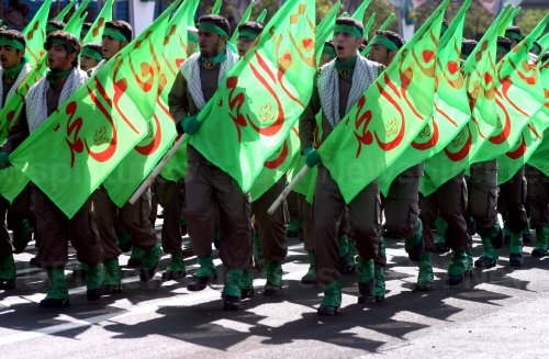 SACRED DEFENCE WEEK IN IRAN