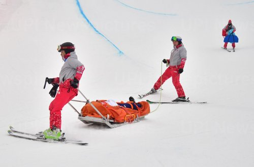 Men's Snowboard Halfpipe at the Pyeongchang 2018 Winter Olympics