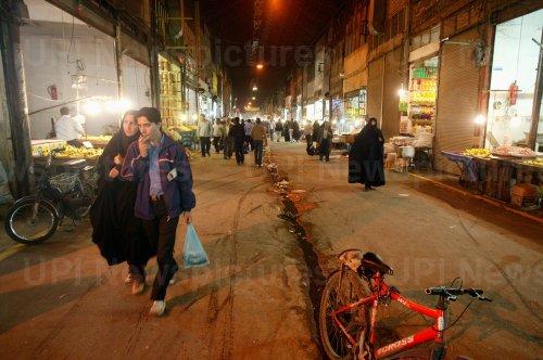 IRAN'S DAILY LIFE