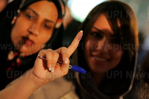 Iran votes in presidential election