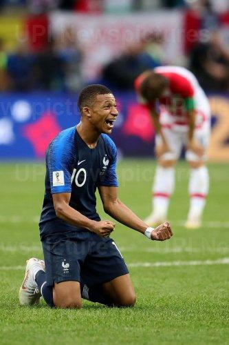 2018 FIFA World Cup Soccer - France v Croatia