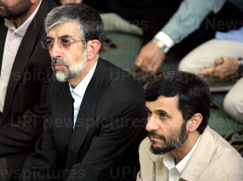 Iranian supreme leader Ayatollah Ali Khamenei