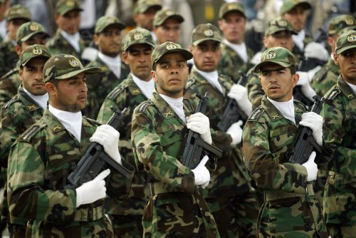 Iran's Army Day