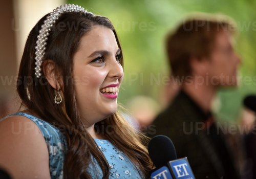 Beanie Feldstein attends 'How To Build A Girl' premiere at Toronto Film Festival