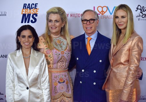 Tommy Hilfiger attends Race to Erase MS gala in Beverly Hills