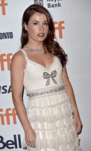 Aimee Kelly attends 'The Personal History of David Copperfield' premiere at Toronto Film Festival