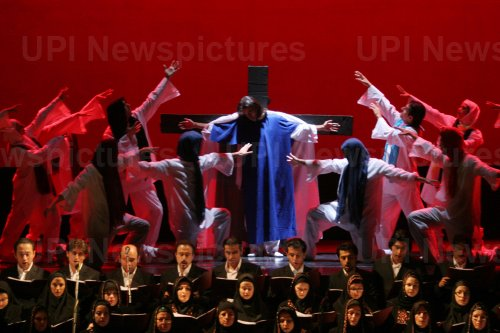 """""""MESSENGER OF LOVE AND HOPE"""" SYMPHONY PERFORMS IN IRAN"""