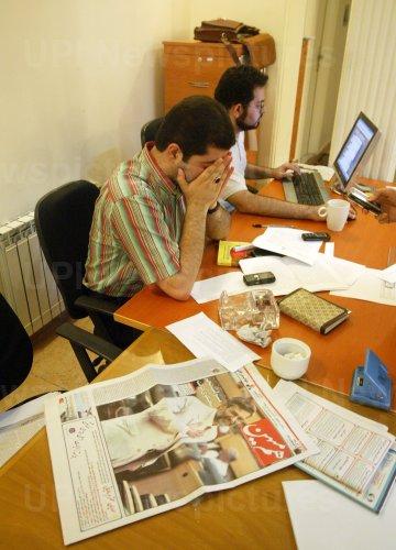 IRAN'S REFORMIST NEWSPAPER SHUT DOWN
