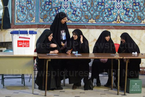 Second round of parliamentary elections in Iran