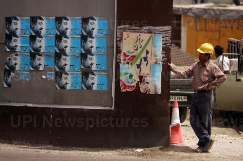 Iran's presidential election
