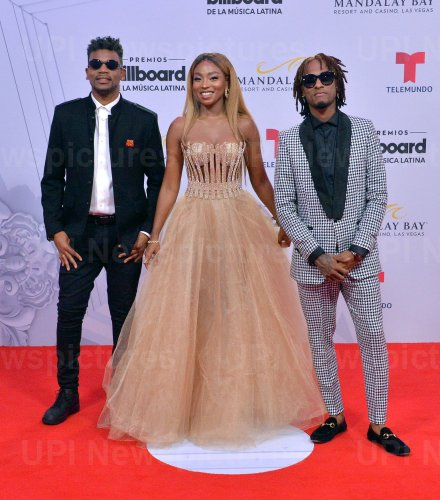 ChocQuibTown attends the Billboard Latin Music Awards in Las Vegas